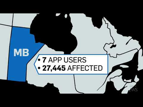 A look at Facebook39s privacy breach, province-by-province