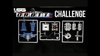 Space Engineers - Orbiter 74 Model Kit Build Challenge
