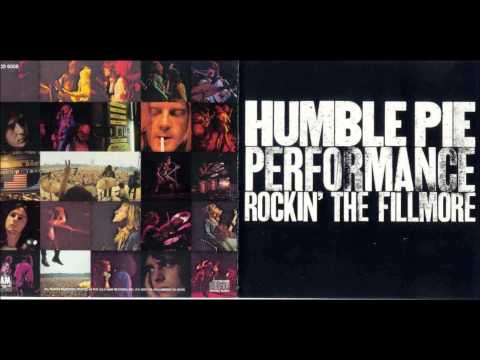 Humble Pie - Walk On Gilded Splinters