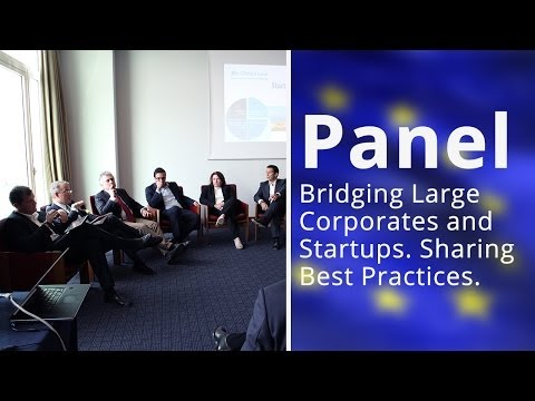 SEP Matching Event, Naples - Bridging Large Corporates and Startups. Sharing Best Practices