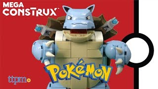 MEGA Construx Pokemon Blastoise from MEGA
