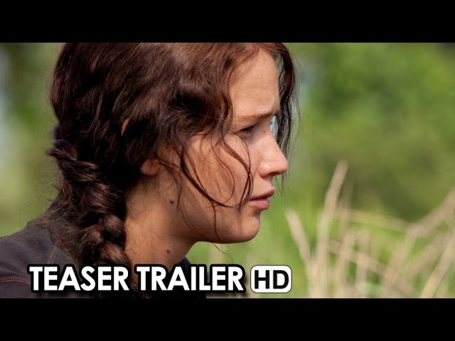The Hunger Games: Mockingjay Part 1 Our Leader the Mockingjay Official Teaser Trailer