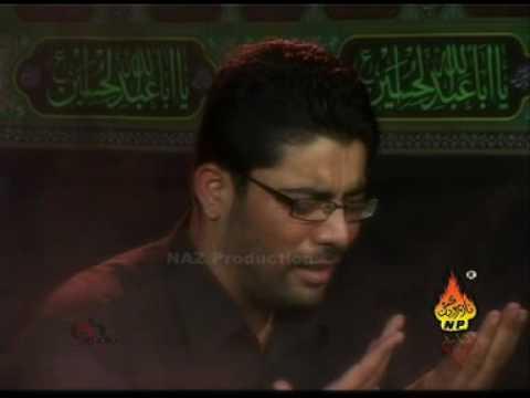 New Noha 2010 Mir Hasan Mir (sakina Ko Kyon Chor Kay Ja Rahay Hain) video