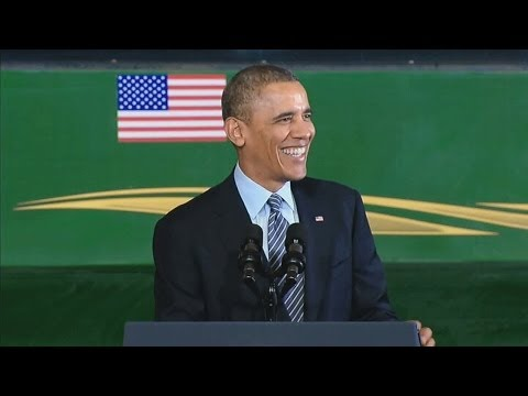 President Obama Speaks on the Farm Bill and the Economy