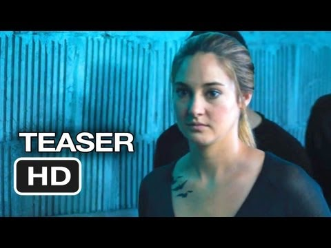 Divergent TEASER PREVIEW (2014) - Shailene Woodley, Kate Winslet Movie HD