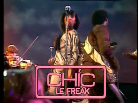 Chic - Le Freak.