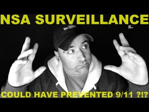 NSA Surveillance Could Have Prevented 9/11 ?!?