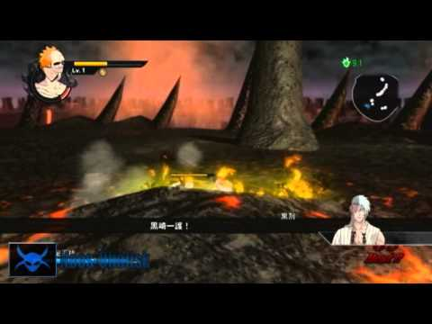 *New* Bleach S. Ignition Gameplay [HD]