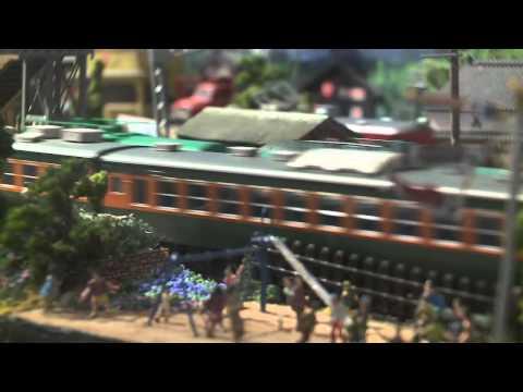 岐阜県博物館 「鉄道沿線 〜光と陰〜」