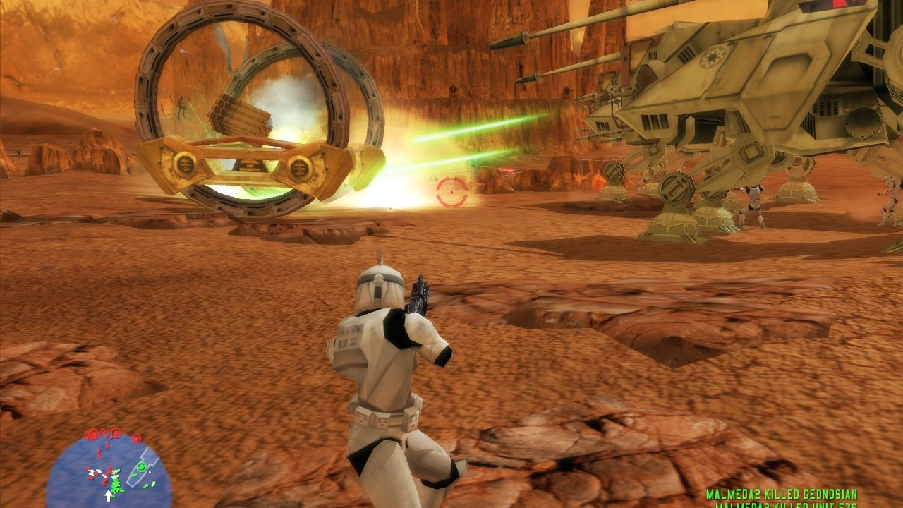 Star Wars Battlefront Clone Wars Star Wars Battlefront 1
