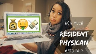 How Much a Resident Physician Gets Paid | showing you real numbers