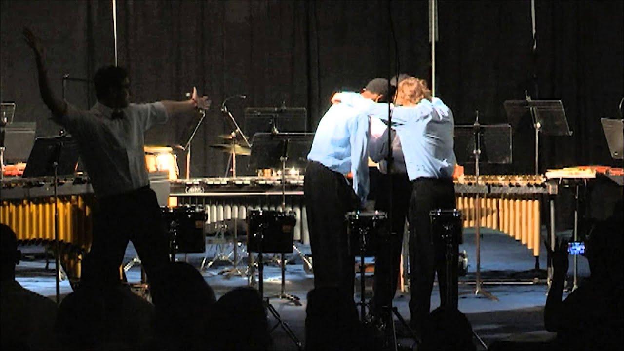 Tombolo – un ensemble de percussionniste impressionnant