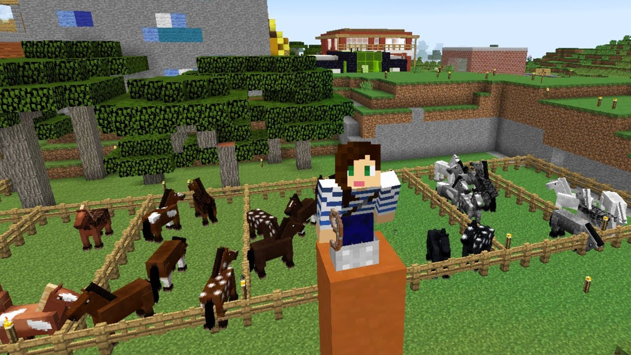 minecraft how to make horses better