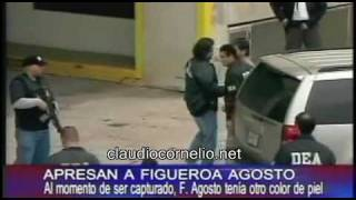Video de la captura de Figueroa Agosto (Junior capsula)