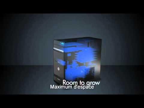 HP Pavilion P6-2059frm - Intel Core i5-2320 - Windows 7 Home Premium