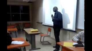 Peter Oruka Odera's lecture on Sage Philosophy