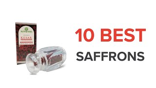 10 Best Saffrons in India with Price
