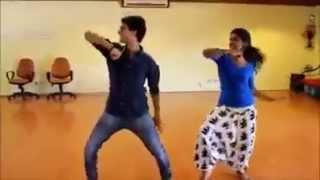 Sri Lankan Boy & Girl Crazy Dance