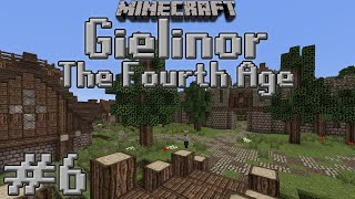 Minecraft Gielinor, The Fourth Age Map Let's Play: Ep. 6- Sand and Swamps