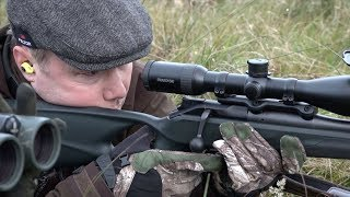 The Shooting Show - stunning stag double at Dalness