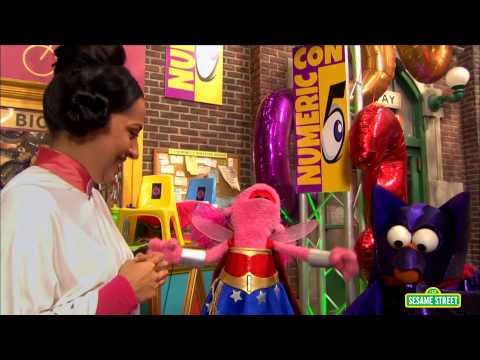 "Sesame Street: ""elmo Super Numbers"" Preview video"