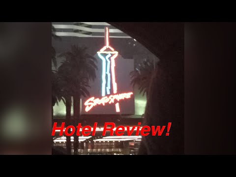Las Vegas Stratosphere:  ROOM TOUR & HOTEL REVIEW! {July 2017}