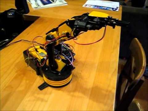 robotic arm owi 3d models - STLFinder