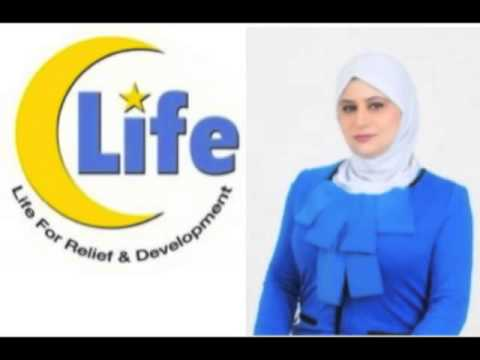 US Arab Radio Life For Relief Interview June 5, 2014