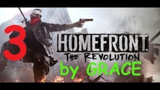 HOMEFRONT THE REVOLUTION gameplay ITA EP 3 CUORI E MENTI by GRACE