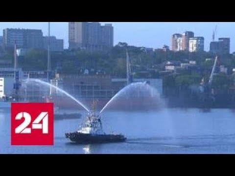157 лет без уборки. Во Владивостоке приступили к очистке бухты Золотой рог