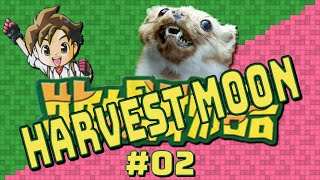 Harvest Moon NES Bootleg Part 2 — This... is actually Harvest Moon. — Yahweasel