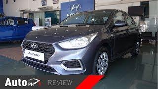 2019 Hyundai Accent GL - Exterior & Interior Review (Philippines)