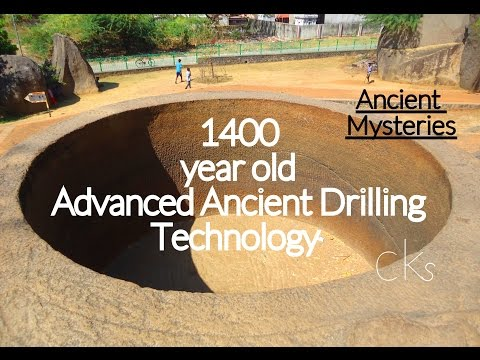 Advanced Ancient Drilling Technology in India | Ancient Mysteries #1 Download