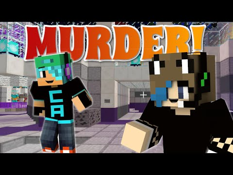 MINECRAFT MONDAY EP114 | MURDER on PARTY ZONE | GAMER CHAD & RadioJH Games