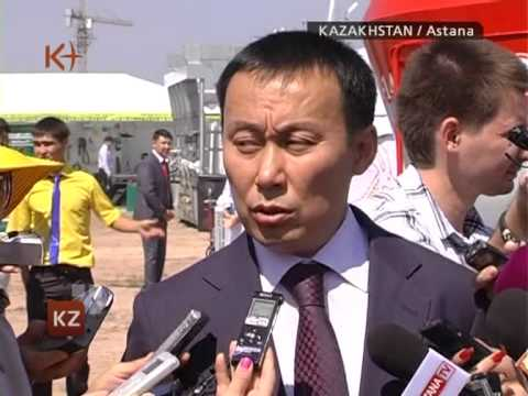 Kazakhstan. News 21 July 2012 / k+