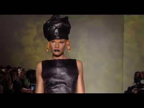 Adama Paris Black Fashion Week Adama Paris Show Black