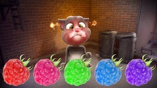Talking Tom Cat 🐱 Cat Tom and Friends 🐱 Videos Game Funny 🎮 MS Game For Kids 2018 🎮 #34