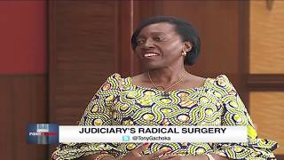 DP Ruto is least qualified to be President-Martha Karua | Point blank with Tony Gachoka