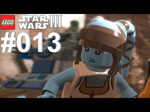 Let's Play LEGO Star Wars 3 The Clone Wars #013 Die Unschuldigen von Ryloth [Together] [Deutsch]