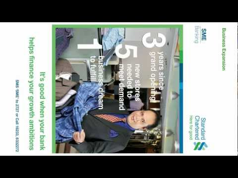 Standard Chartered Bank (SME)