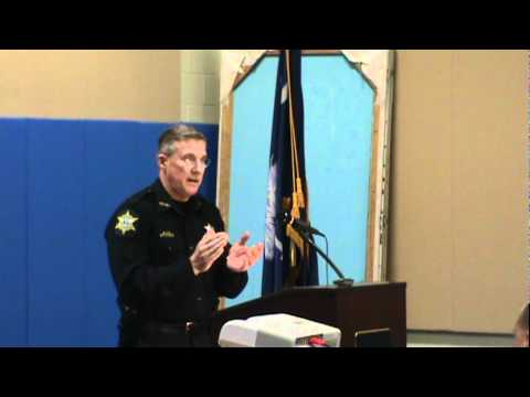 Part 1 Kershaw County Sheriff's Townhall Meeting 2/21/12 .mpg