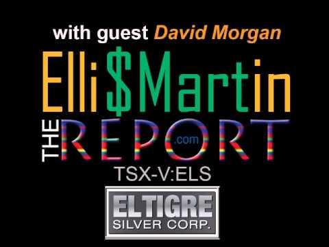 Ellis Martin Report with David Morgan-Counterfeit Silver Eagles