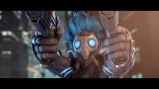 Azureus Rising - Proof of Concept Teaser Trailer