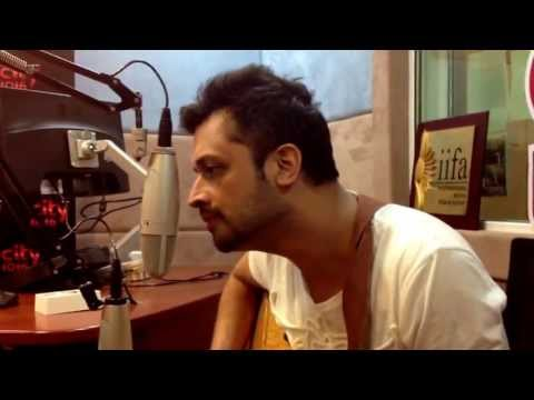 Atif Aslam In The City 1016 Studio With Rohit Jayakaran video