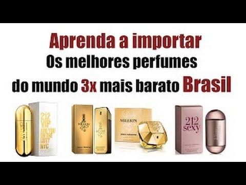 Fornecedor de Perfumes – Todos os perfumes de marca você encontra Aqui