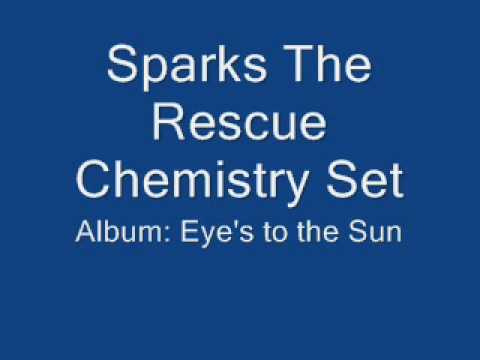 Sparks The Rescue - Chemistry Set