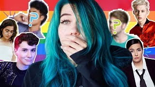REACTING to Coming Out Videos!