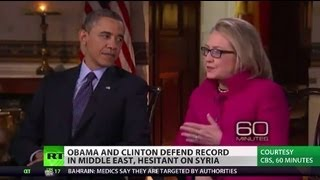 Obama-Clinton Show_ 'US at war with more states than it's been since 1945'