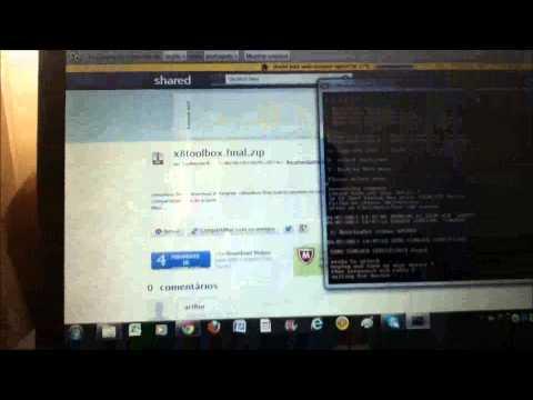 Tutorial de Como Desbloquear o Bootloader no Android - Xperia X8