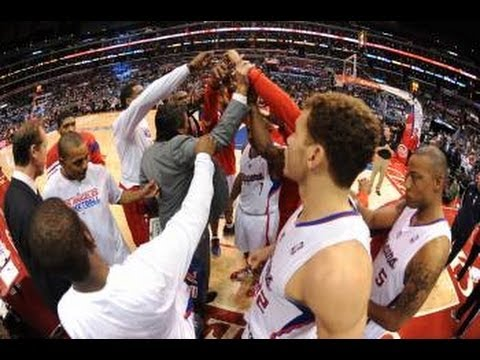 Los Angeles Clippers Top 10 Plays of the 2012 Season